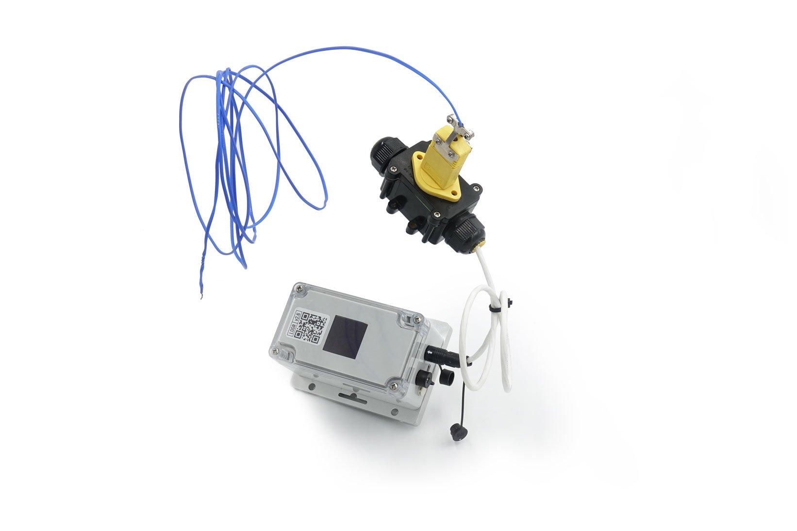 Temperatur Sensor mit Logger